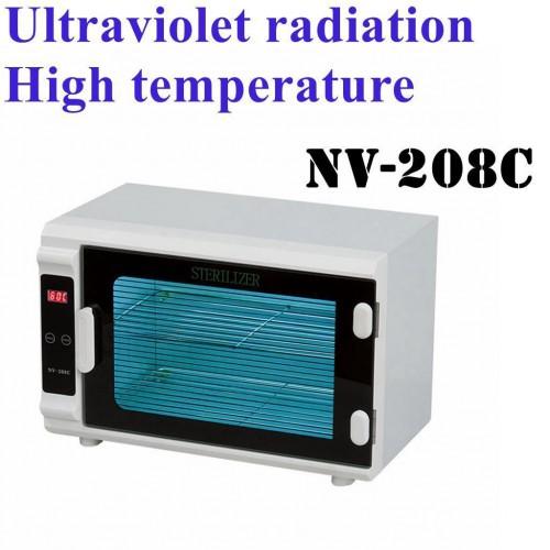 NOVA® NV-208C Sterilizer Dry Heat Durable Service Magnifier Uitraviolet Radiation