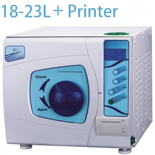 Sun® SUN-II-DL Dental Autoclave Sterilizer Vacuum Steam 18-23L