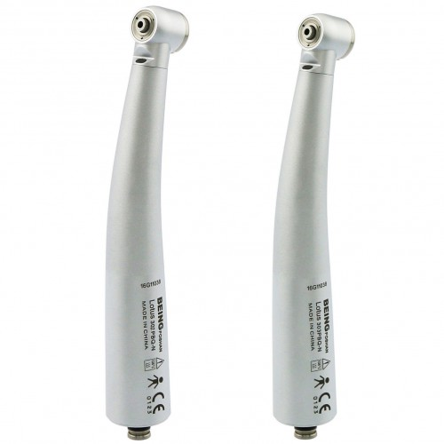 BEING Lotus 302/303PBQ-N Fiber Optic Turbine Handpiece NSK Compatible (without Quick Coupler)