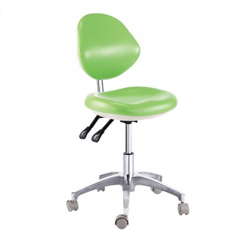 PU Leather Medical Dental Dentist's Chair Doctor's Stool QY600D Mobile Chair