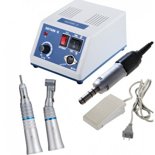 Marathon N3S Dental Micro Motor S05 Handpiece Contra Straight Air Motor