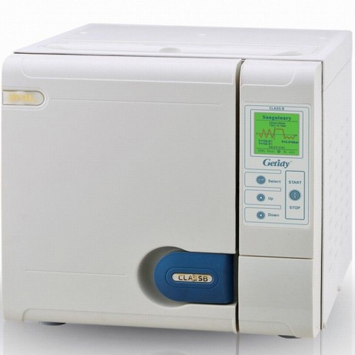Getidy® JQ-23/18 Dental Steam Autoclave Sterilizer Class B 19/23L