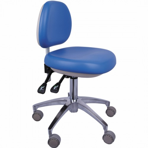 QY® QY-G Nurse Stool Height Adjustable Operatory Chair Sofa Leather