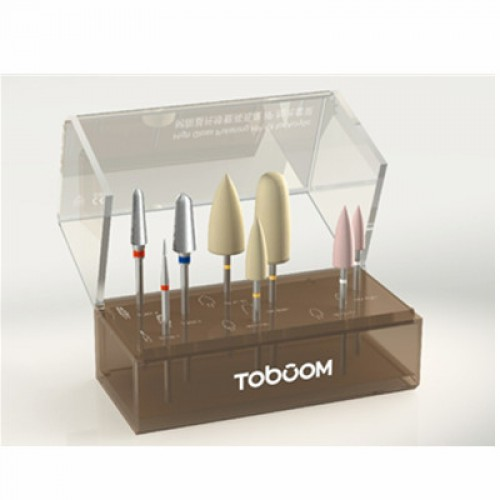 Toboom® HP0308D Polishing HP Orthodontic Dental Acrylic Kit 8pcs