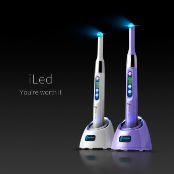 Woodpecker I LED Dental Wireless LED Curing Light 2300mw/CM2