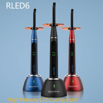RebormEndo RLED 6 Led Curing Light for Porcelain Laminate Veneer Orthodontics