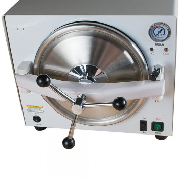 18L Medical Dental Lab Steam Autoclave Sterilizer