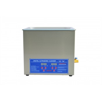 16L Stainless Ultrasonic Cleaner Machine JPS-70A with Digital Control LCD & NC Heating