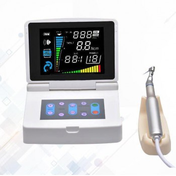 Dental Root Canal Meter and Endodontic Treatment Foldable LCD Screen YS-RZ-500