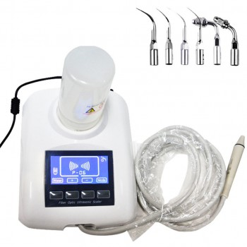 Dental Ultrasonic Scaler Cleaning Machine LCD Screen with Water Bottle YS-CS-A(B...