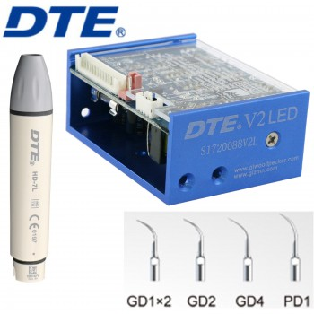 Woodpecker Original DTE V2 LED Built in Scaler Ultrasonic Piezo For Dental Chair