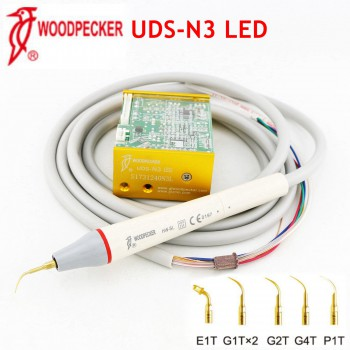 Woodpecker Dental LED Built in Ultrasonic Scaler Handpiece UDS-N3 LED Fit EMS