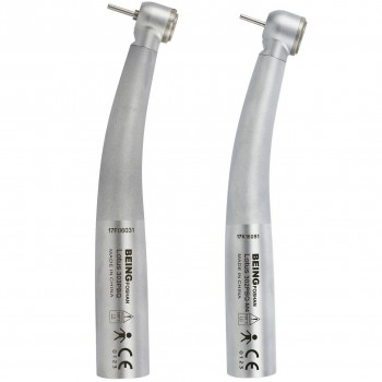 BEING Lotus 302/303PBQ Fiber Optic Dental Turbine Handpiece KAVO Compatible (wit...