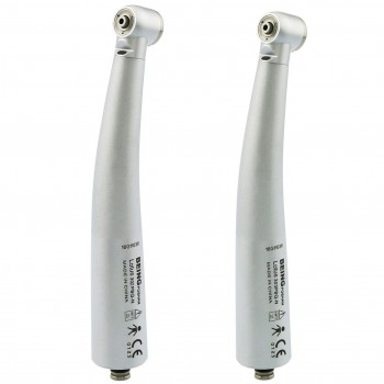 BEING Lotus 302/303PBQ-N Fiber Optic Turbine Handpiece NSK Compatible (without Q...