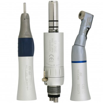 Dental Low Speed Handpiece 203-C Kit