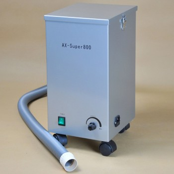 Aixin AX-Super800 Dental Portable Vacuum Dust Extractor Lab Equipment