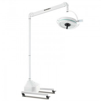 KWS KD-2036D-3 108W LED Portable Shadowless Lamp Surgical Medical Exam Light