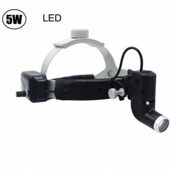 5W Surgical Dental LED Headlight Medical Headband Light Lamp Good Light Spot ENT