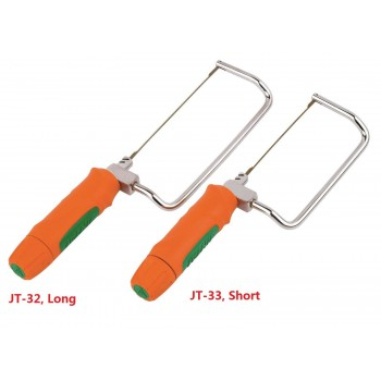 Dental Plaster Saw Frame Dental Material Lab Tools Short 95mm