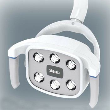 Saab Dental LED Oral Light Operating Induction Lamp for Dental Unit Chair KY-P113