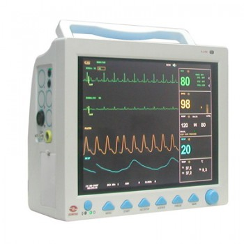 Medical Equipment 12.1 inch color TFT Patient Monitor