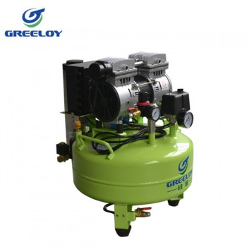 Greeloy® GA-61Y Oilless Mini Air Compressor With Drier