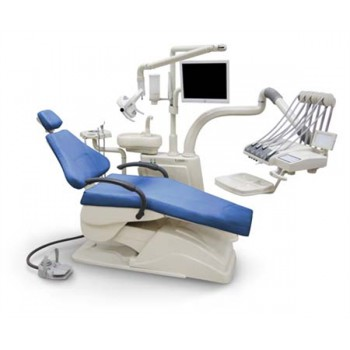 TJ® TJ2688-D4 Complete Dental Chair Unit