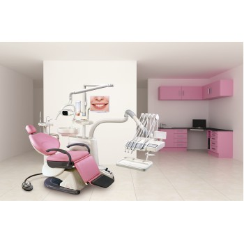 TJ® TJ2688-F6 Complete Dental Chair Unit