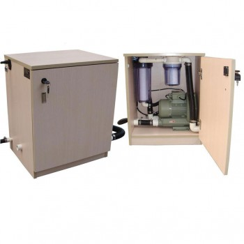 1500L/min Portable Dental Suction Unit for Dentistry Clinic & Surgery Room