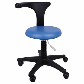 QY® QY-G Nurse Stool Height Adjustable PU Leather