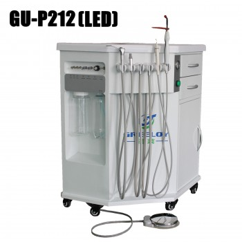Greeloy® GU-P212 Fiber Portable Dental Mobile All in One Delivery System Unit +L...