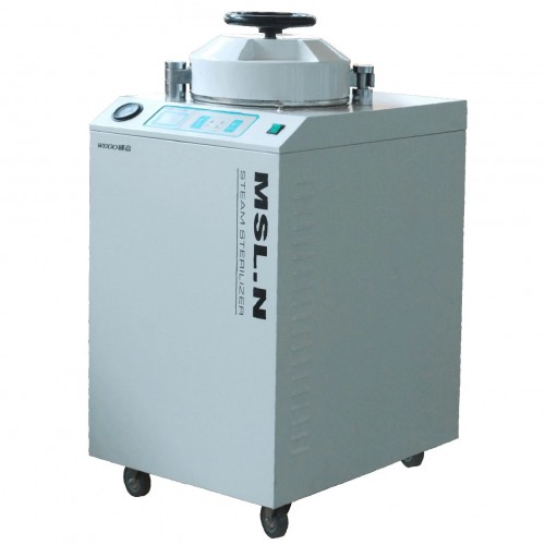 WEGO MSL.N Vertical Type Lab Pressure Steam Autoclave Sterilizer Medical Class N