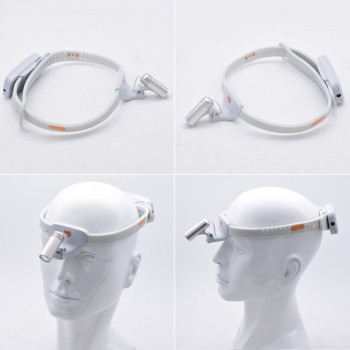 KWS KD-203AY-8 High CRI LED Prtable Dental Surgical Head Lamp Headlight