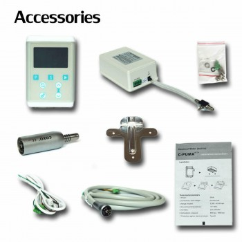 YUSENDENT COXO Built in Electric Micro Motor For Dental Chair C PUMA INT+ LCD Screen