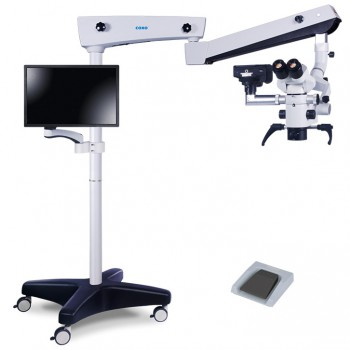 Yusendent COXO C-CLEAR-2 Dental Surgical Microscope Operating Microscope Deluxe ...