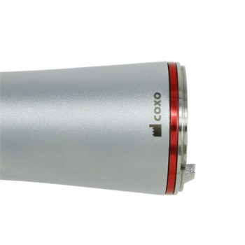 COXO YUSENDENT Dental Fiber Optic 45°1:4.2 Increasing Speed LED Surgery Contra Angle Handpiece