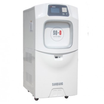 100L Autoclave Low Temperature Lab Medical Plasma Gas Sterilizer SQ-D-100