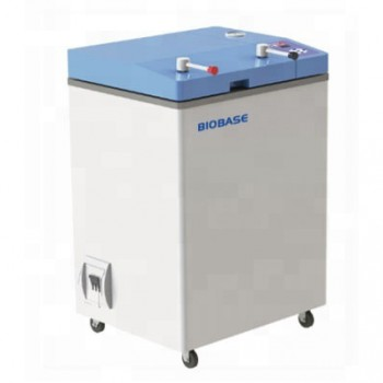 Biobase High Quality Dental Medical Lab Vertical Steam Sterilizer Autoclave
