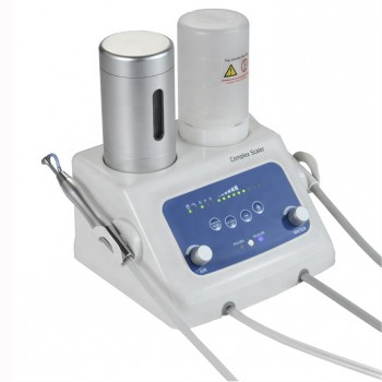 YS Multi-function 2 In 1 Dental Ultrasonic Piezo Scaler + Sandblasting Scaler Polishing Unit YS-CS-A(5E)