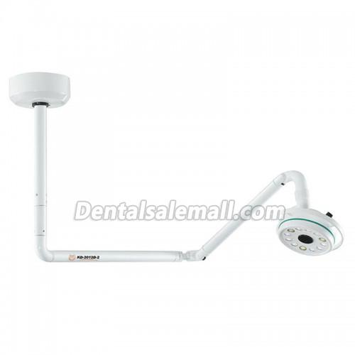 KWS 36W Ceiling mounted Dental LED Light Oral Operatory Lamp Shadowless Exam Surgical Light KD-2012D-3C