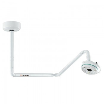 KWS KD-2012D-3C 36W Ceiling-mounted LED Dental Surgical Lighting Shadowless Lamp