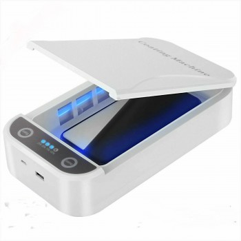 Cell Phone Sanitizer UV Lights Portable Smart Phone Sterilizer Box