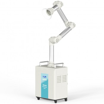 RUIWAN 180W Dental Clinic External Oral Aerosol Suction Unit Lab Air Cleaning Machine RD50