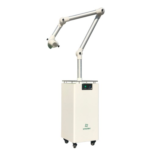Dynamic Chairside Extraoral Aerosol Suction Unit External Oral Suction System DS1000