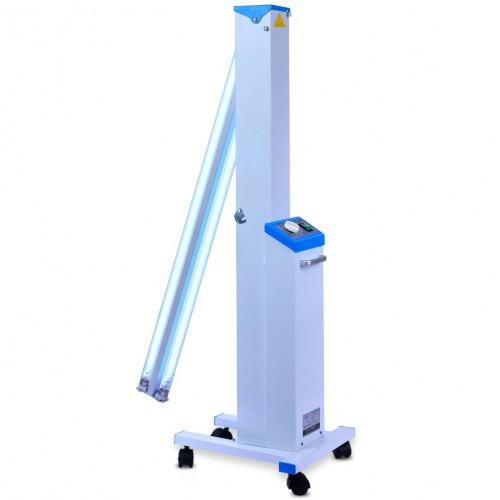 FY® 30DC Mobile UV+Ozone Disinfection Car Ultraviolet Lamp Sterilizer Trolley Cart Unit Hospital