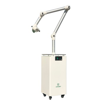 Dynamic Chairside Extraoral Aerosol Suction Unit External Oral Suction System DS...
