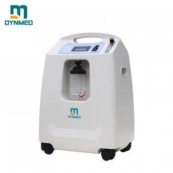 DYNMED 5L High Quality Portable Oxygen Concentrator for Home Dental Medical