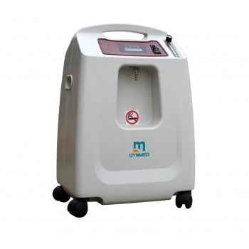 8L Mobile Medical Oxygen Concentrator Machine 93+/-3% Purity with Nebulizer Func...