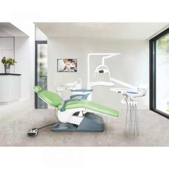 TuoJian TJ2688 C3 Complete Dental Chair Dental Treatment Unit
