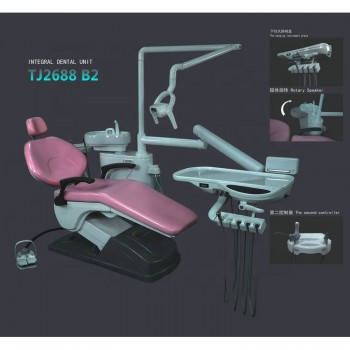 Tuojian TJ2688 B2 Dental Chair Treatment Unit Computer Controlled Integral PU Leather